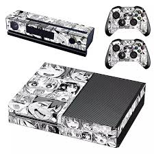 Anime Cute Girl Skin Sticker Decal For Xbox One Console And Kinect And 2 Controllers For Xbox One Skin Sticker Vinyl Stickers Aliexpress