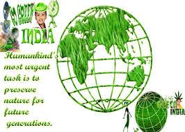 go green quotes quotesgram