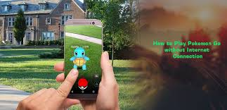 How to Play Pokemon Go without Internet Connection [Legal Way]
