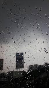 rintik hujan fotografi alam