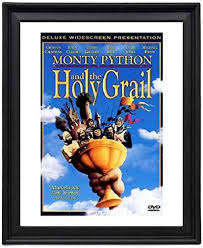 Monty Python The Holy Grail Picture Frame Poster Print Removable Wall Stickers Car Stickers And Decals Epic Vision Llc