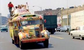 True story behind Magic Bus trip that launched the hippy era ...