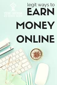 Image result for Ways to Earn Money Online images