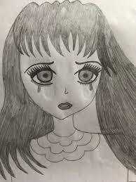 صور بنات كرتونية حزينة كرتون حزين للاطفال اغراء القلوب