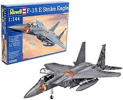 Amazon Com Revell Of Germany F 15e Eagle Toys Games