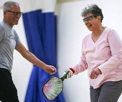 Pickleball appeals to active Iowa seniors, leading to more ...