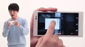 Pantech - VEGA No 6 Smart Phone - YouTube