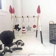 Nordic Wooden Newborn Toys Baby Fitness Rack Kids Sensory Ring Pull Toy Children Room Decoration Accessories Baby Gym Wood Toys Aliexpress