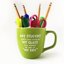 change the world travel mug teacher gift bored teachers