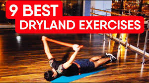 9 most useful exercises for swimmers