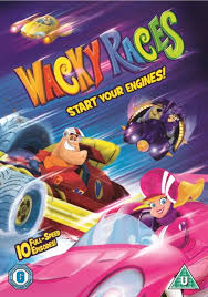 Wacky Races: Start Your Engines! - Sam Register | eBay