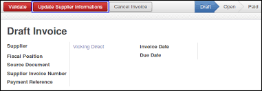 account invoice supplier info update
