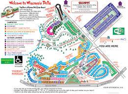 resort map jellystone park csites