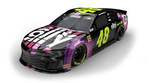 HMS And Jimmie Johnson Unveil New Colors – Working On My Redneck ™