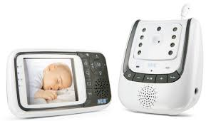 Nuk Baby Monitor Eco Control Video Buy At Kidsroom At Home