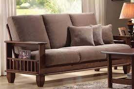 wood sofa sets for your living room