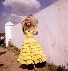 how to dress like brigitte bardot
