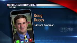 Governor Doug Ducey Gives COVID-19 ...