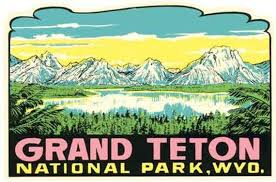 Collectibles Decorative Collectibles Grand Teton National Park Wyoming Vintage Travel Style Decal Sticker Car Window Other Decorative Collectibles Collectibles Zsco Iq