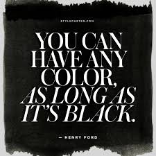 the best fashion quotes on the color black stylecaster