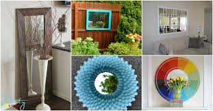 20 remarkably decorative diy mirrors to