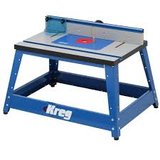 Kreg Precision Bench Top Router Table Prs2100 The Home Depot