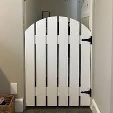 Double Door Rustic Barn Door Style Baby Dog Gate Rustic Barn Door Diy Dog Gate Pet Gate