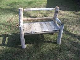 Bench Made From Old Fence Posts Old Fences Fence Post Cedar Fence Posts