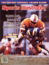 Tampa Bay Buccaneers Dewey Selmon... Sports Illustrated Cover by Sports  Illustrated