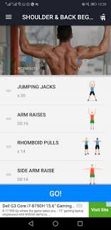body weight exercise apps for fitness