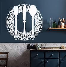 Vinyl Wall Decal Dining Room Decoration Kitchen Restaurant Stickers 736ig Wall Vinyl Decor Dining Room Decor Vinyl Wall Decals