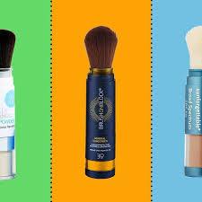 9 best powder sunscreens 2019 the