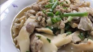Stir fry oyster mushroom recipe / how ...
