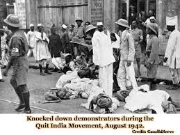 Quit India Movement (1942) - Mahatma Gandhi: The Man Who Led His ...