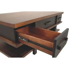 stanah coffee table with lift top by