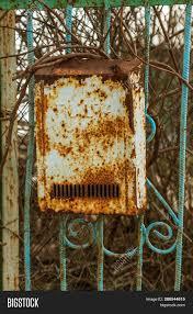 Old Metal Rusty Image Photo Free Trial Bigstock
