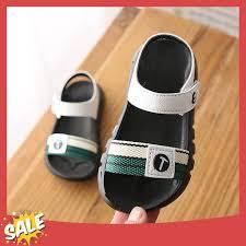 Sandal bé trai cao cấp 1 - 3 tuổi - hàng xuất khẩu siêu nhẹ SG19