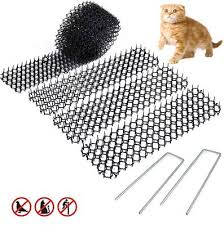 Cat Scat Mat Indoor With Spikes Outdoor Garden And Fence Cats Stopper Network For Dog Digging Deter Buy At A Low Prices On Joom E Commerce Platform