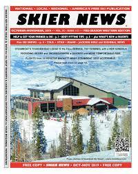 oct nov 2019 skier news jackson hole