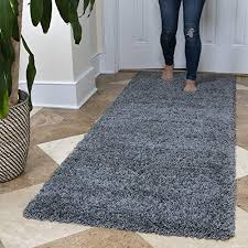 solid runner rug contemporary
