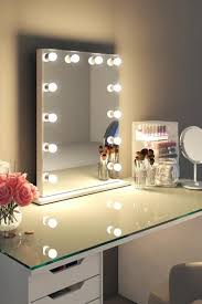 b m is ing led make up mirrors for