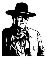 John Wayne 5 Sticker Vinyl Decal Rooster Gogburn Version Two Ebay