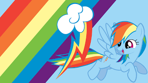 cute rainbow dash desktop wallpapers