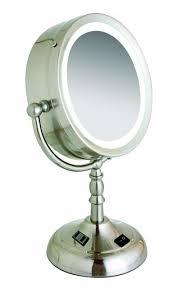floxite daylight cosmetic mirror 10 x