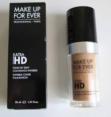 make up for ever ultra hd invisible