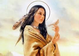 Saint Kateri Tekakwitha | United States Association of Consecrated ...