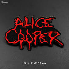 Automobilia Decals Stickers Alice Cooper Band Vinyl Decal Adhesive Graphic Sticker Sticks Flat Surface Zsco Iq