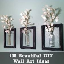 diy wall art ideas diy picture frames