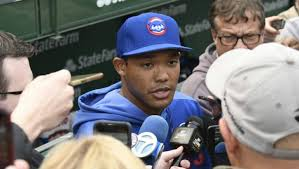 Former Cubs shortstop Addison Russell signs one-year deal with ...