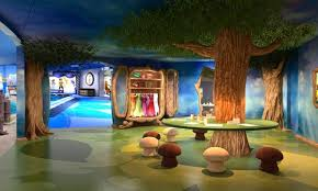 Kids Forrest Hospital Play Area Disney Themed Rooms Themed Kids Room Disney Rooms